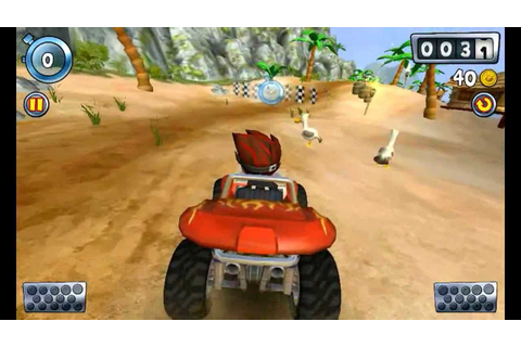 Beach Buggy Blitz Android Game Play (HD) - YouTube