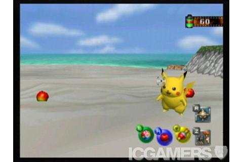 Pokemon Snap Games - gamestorm