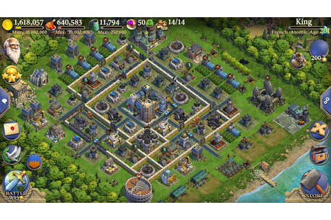 DomiNations APK Download - Free Strategy GAME for Android ...