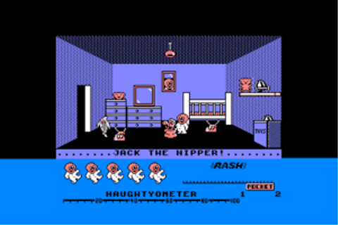 Download Jack the Nipper (Amstrad CPC) - My Abandonware