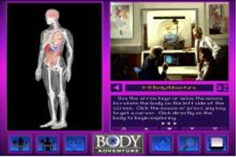 3D Body Adventure Download (1994 Educational Game)