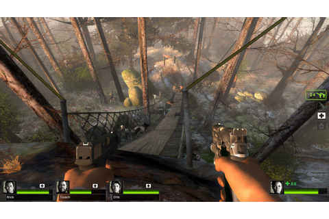 Left 4 Dead 2 Cold Stream Full Crack PC Game Free Download ...