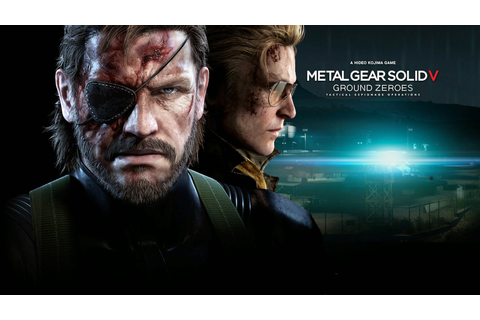 Metal Gear Solid 5: Ground Zeroes HD Wallpapers - Walls720