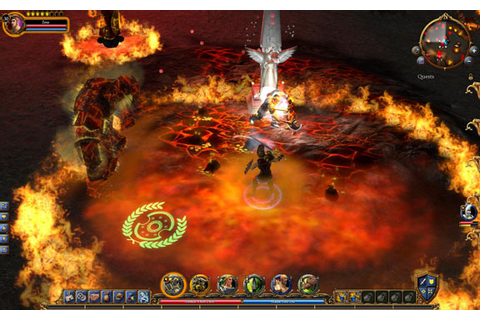 Mytheon: An Epic MMO-RPG, now available on Steam!