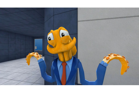 Octodad Coming to PS Vita