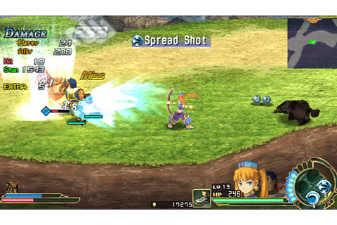 Ys - Seven (USA) PSP CSO ISO Download | Jkt Anime Club