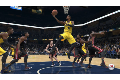 NBA LIVE 15 PS4 Highlights Video - NBA 2015 - Final Games ...