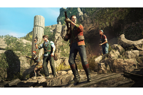 Strange Brigade (PS4 / PlayStation 4) News, Reviews ...