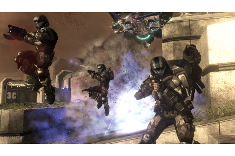 Halo 3: ODST | Games | Halo - Official Site