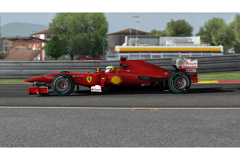Game Ferrari Virtual Academy