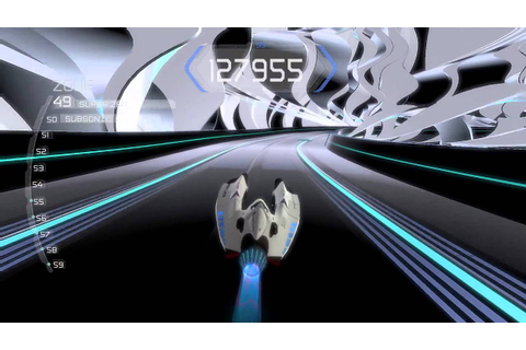 WipEout HD - Supersonic in 1080p 60FPS - YouTube