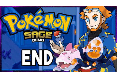 Pokemon Sage FINALE HARDEST GYM! Pokemon Fan Game Gameplay ...