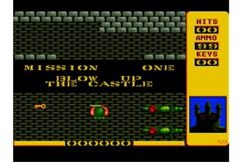 Into the Eagle's Nest (Amiga) Game Download