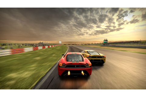 Driving and Racing Games - Feel The Excitement of Online ...