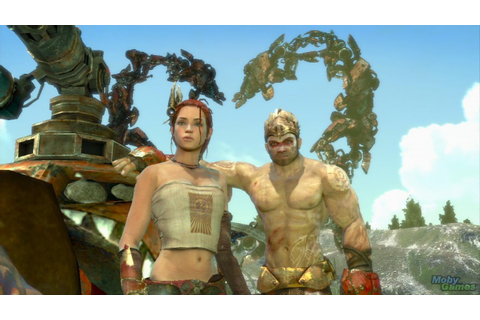Enslaved: Odyssey to the West Review – BoxChatter