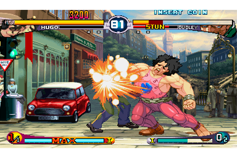 Street Fighter III 2nd Impact: Giant Attack (Japan 970930) ROM