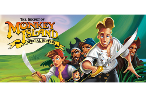 The Secret of Monkey Island: Special Edition on Steam