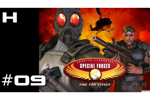 CT Special Forces Fire For Effect Walkthrough Part 09 [PC ...