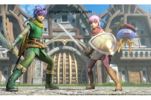 Dragon Quest Heroes II Pc Game Free DownloadPC Games Center