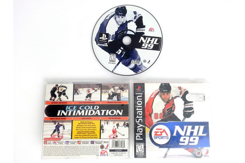 NHL 99 game for Playstation (Complete) | The Game Guy