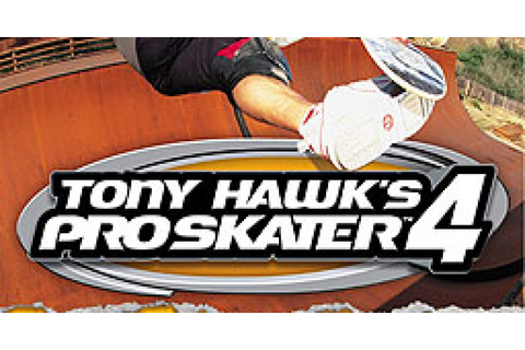 Tony Hawk's Pro Skater 4 - Music | GameGrin