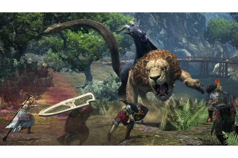 Dragon's Dogma Online Gets More Screenshots in Glorious ...