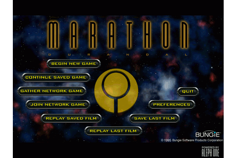 Marathon 2: Durandal (2000) by Bungie Software Linux game