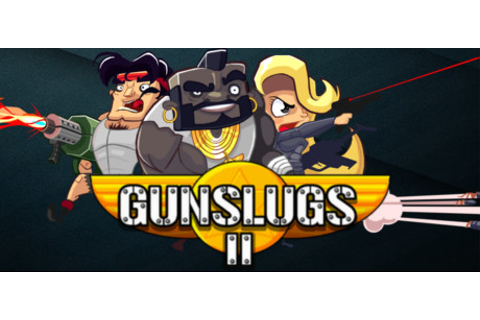 Gunslugs 2 takes the action chaos genre further than ever ...