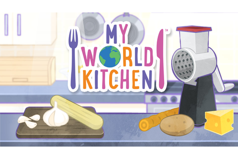 My World Kitchen | Complete Control