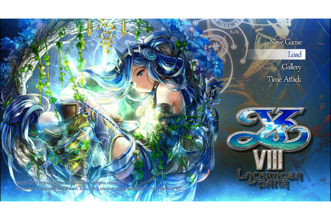 Game Review: YS VIII: Lacrimosa Of Dana (Switch ...