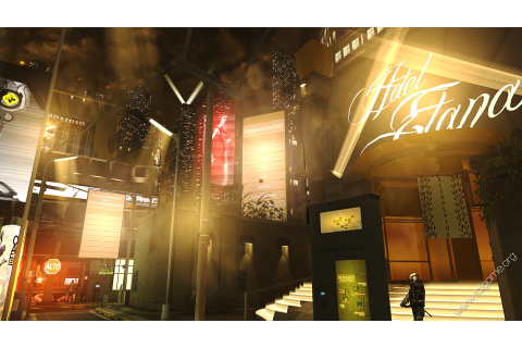 Deus Ex: The Fall - Tai game | Download game Hành động
