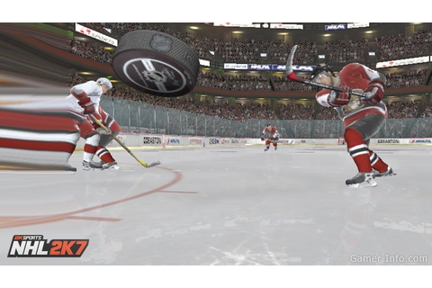 NHL 2K7 (2006 video game)
