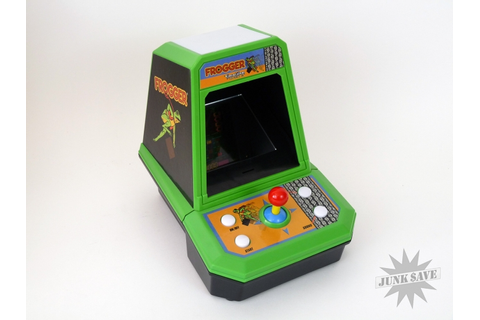 Excalibur Frogger Tabletop Video Game Color LCD Like ...