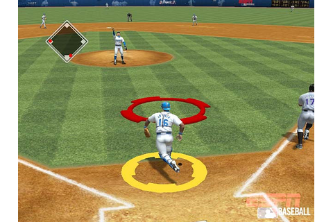 ESPN Major League Baseball Screenshots - Video Game News ...