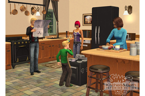 Amazon.com: The Sims 2: Kitchen & Bath Interior Design ...