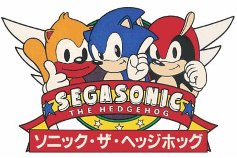 SegaSonic the Hedgehog - Wikipedia