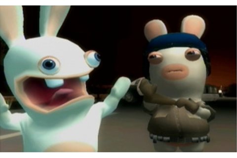 4. Rayman Prod' Presente : The Lapins Crétins Show / Wii ...