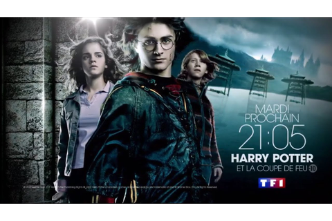 Harry Potter et la coupe de feu - BA (1) TF1 - YouTube