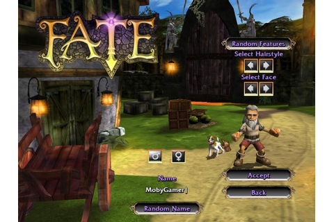 Fate Download (2005 Role playing Game)