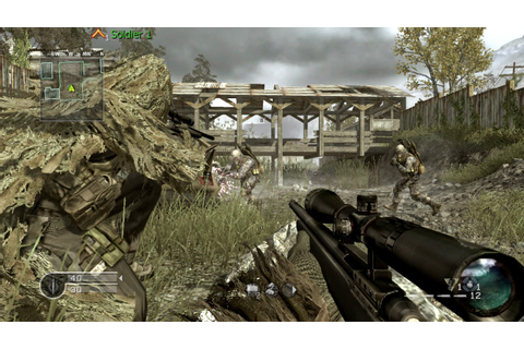 Call of Duty 4: Modern Warfare - Full Version Game ...