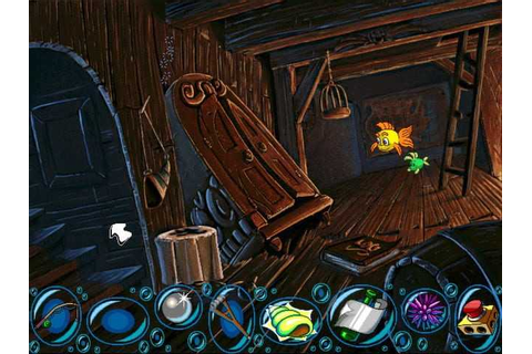 Freddi Fish and The Case of the Missing Kelp Seeds :: База ...