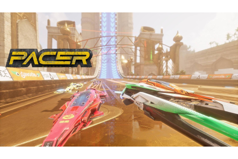 Pacer is a Futuristic Racer That Looks a Lot Like WipEout ...