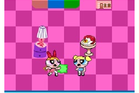 Powerpuff Girls Pillow Fight - Powerpuff Girls Games