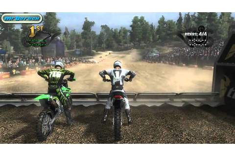 MX vs. ATV Reflex Gameplay PC [HD] - YouTube