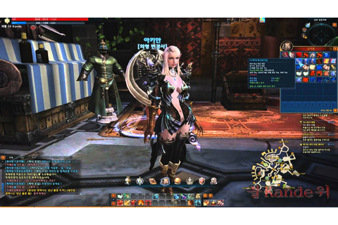 Tera Online Gameplay - Armor Remodel and Dye. - YouTube