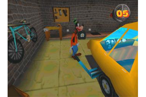 Screens: Goofy's Fun House - PlayStation (8 of 10)