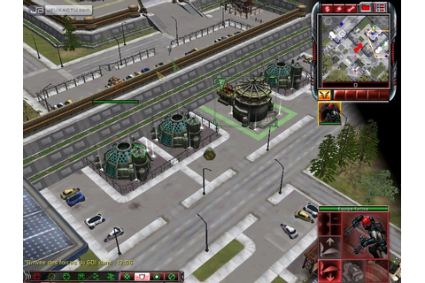 Command and conquer 3 les guerres du tiberium fr : buconligh
