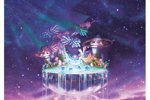 Fountain Of Dreams by Orioto on DeviantArt