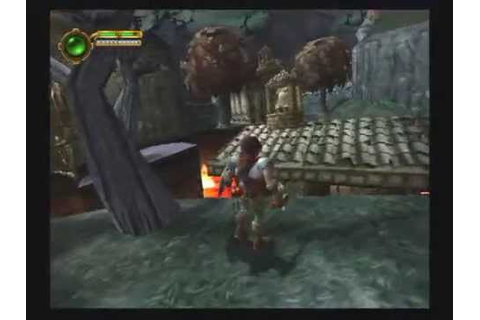 Maximo: Ghosts to Glory (PS2) Gameplay - YouTube