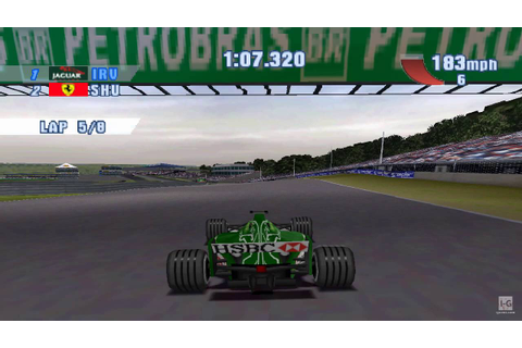 F1 Championship Season 2000 PS1 Gameplay HD - YouTube